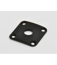GOLDO - 4-hole jack plate for Les Paul, radiussed