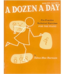 A DOZEN A DAY BOOK 5