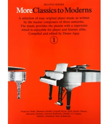 CLASSICS TO MODERNS VOL.1