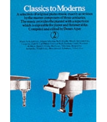 CLASSICS TO MODERNS VOL 2