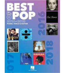 Best Of Pop 2016-2018 PVG
