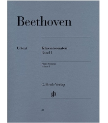 BEETHOVEN - Piano Sonatas - Volume 1