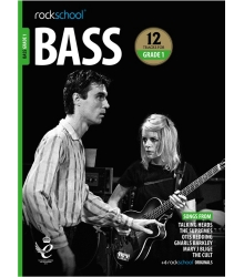 ROCKSCHOOL - BASS GRADE 1 2018+