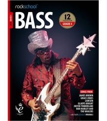 ROCKSCHOOL - BASS GRADE 4 2018+
