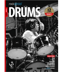 ROCKSCHOOL - DRUMS GRADE 5 2018+