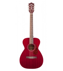 GUILD - M120E Westerly Cherry Red