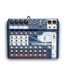 SOUNDCRAFT -  NOTEPAD-12FX