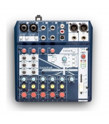 SOUNDCRAFT - NOTEPAD-8FX